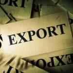 Аналитические данные по объему импортно/экспортных поставок